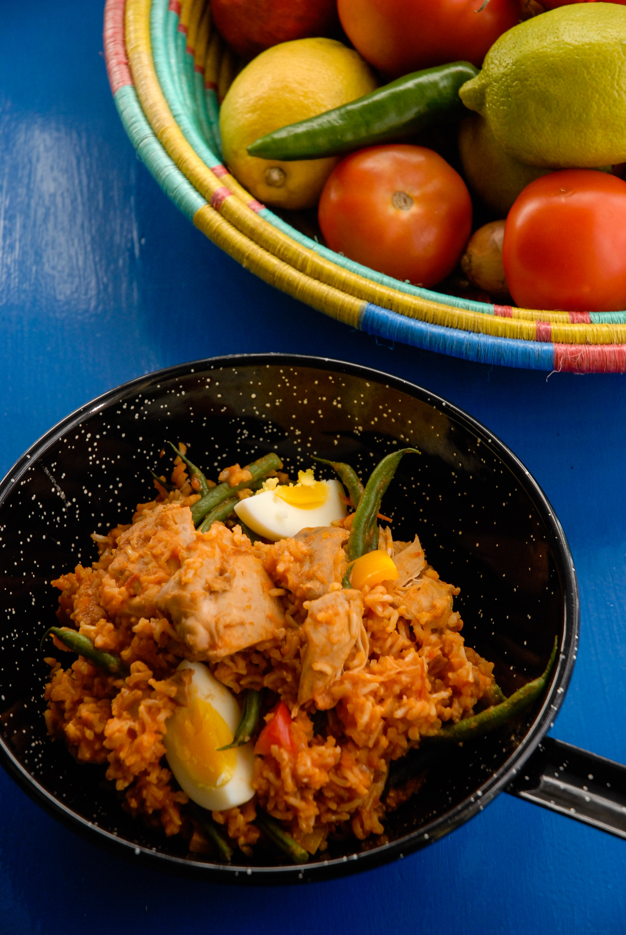 Femi s jollof rice ghana for Authentic african cuisine from ghana