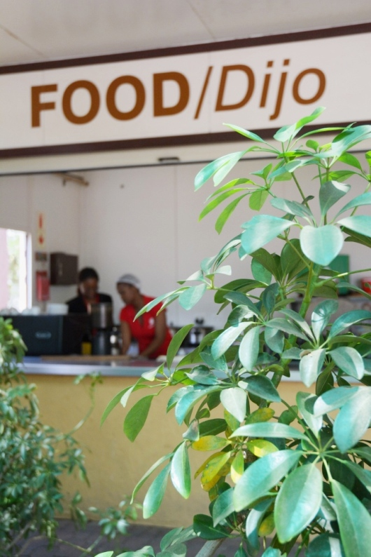 The Courtyard Restaurant, Gaborone, Botswana